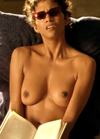 Halle Berry Exposed