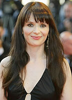 Juliette Binoche Exposed