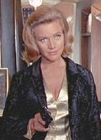 Honor Blackman Nude