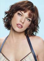 Milla Jovovich Exposed