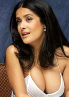 Salma Hayek Exposed